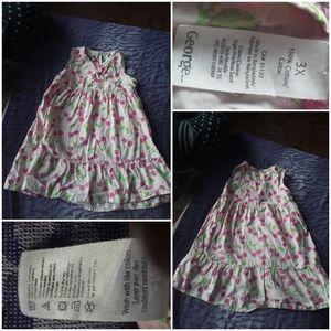 George Girls Summer Dress